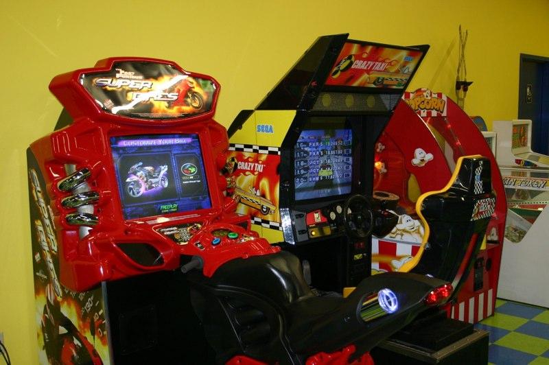 Bubba Raceway Park >> amusement-park-ride-category Fun Center Equipment