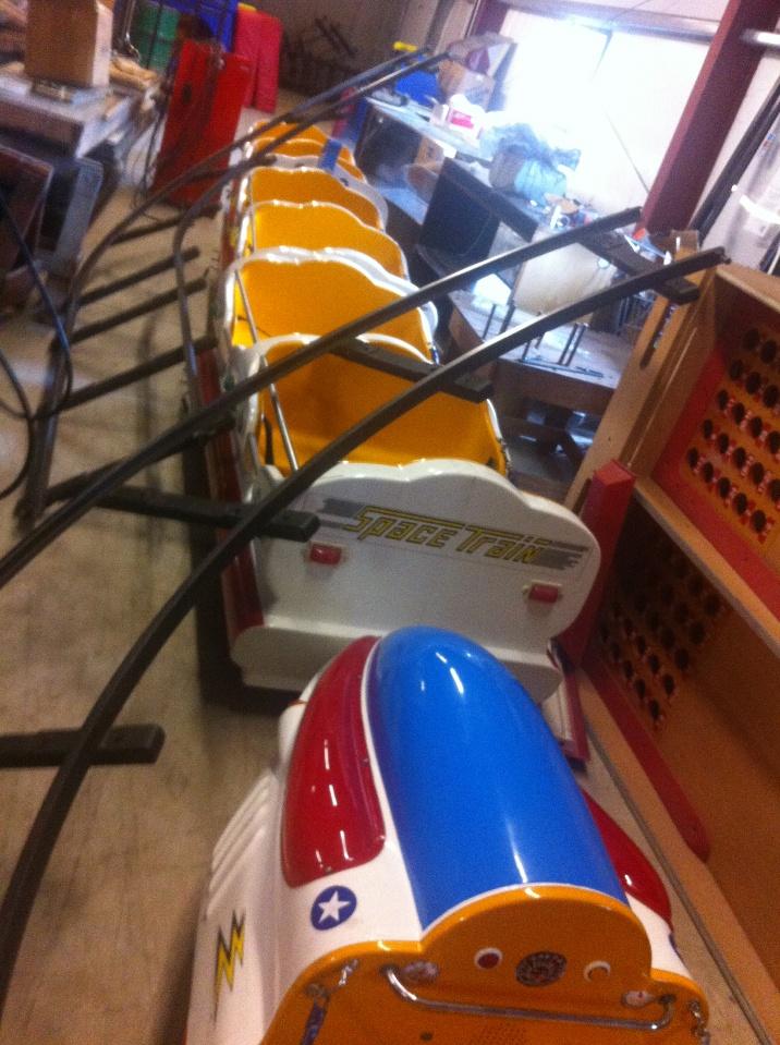 Amusement Park Ride Product Fun Center Equipment
