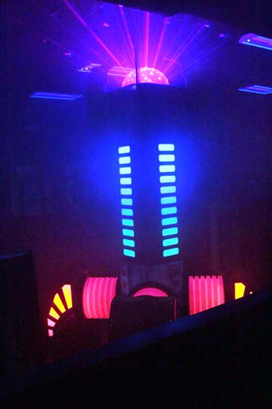 Used Laser Laser Tag Arena