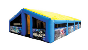 Laser Tag Inflatable