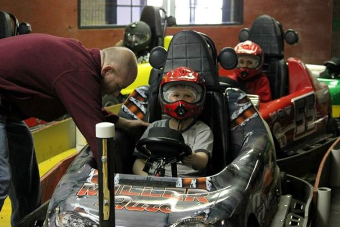 Go Karts system for sale