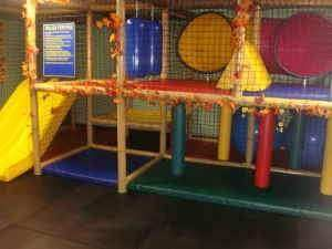 Indoor Playground that is for Sale.