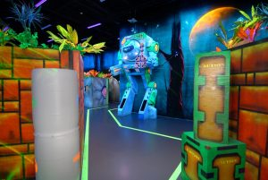New Amp Used Amusement Rides And Games Laser Tag Equipment